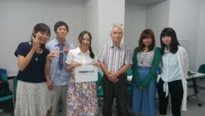 .jp大学生インターンシップ修了式