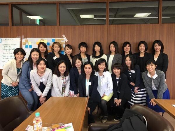 WomanShift全国研修 金沢市児童相談所
